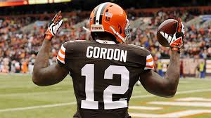 Josh Gordon celebrating a touchdown(picture via espn.go.com)
