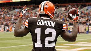 Josh Gordon celebrating a touchdown(picture via espn.go.com)