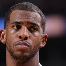 This face has been familiar when Paul has exited the playoffs. Can he change it this season?