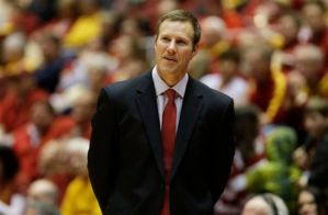 Could Fred Hoiberg be the coach to get the Bulls over the hump? ( Photo courtesy of Charlie Neibergall)