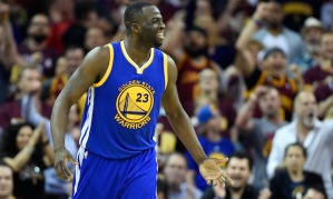 When will Draymond Green show up for the Golden State Warriors? (photo courtesy of www.uproxx.com)
