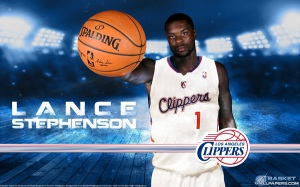 Lance Stephenson is a Clipper now. What will he bring to this team? (photo courtesy of www.kid83.deviantart.com)