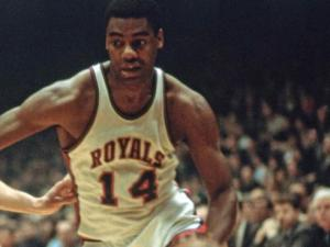 Oscar Robertson was magical in the NBA. (Photo courtesy of www.usatoday.com)