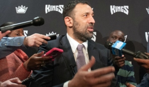Vlade Divac is in a tough position just three months into his job with the Sacramento Kings (Photo Credit: Ed Szczepanski-USA TODAY Sports)