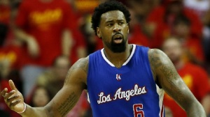 DeAndre Jordan was the centerpiece of one of the best NBA offseason dramas this summer. (photo courtesy of Getty Images)