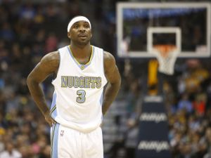 Ty Lawson is living on the edge with two DUIs within six months. Can he right the ship? (photo courtesy of www.usatoday.com)
