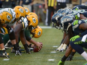 Green Bay versus Seattle highlights the matchups in Week 2 (Photo Credit Kirby Lee-USA TODAY Sports)
