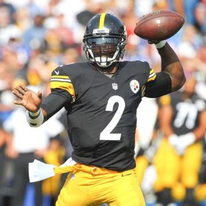 Michael Vick is leading the Steelers this week. See what he does and others in this week's General Proclamations. (photo courtesy of Bill Wippert/AP)