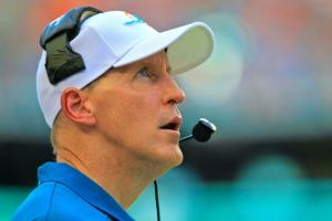 Joe Philbin's era is over in Miami. (photo courtesy of Getty Images)