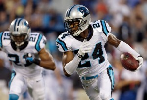 Josh Norman is the next bigtime corner in the NFL folks. Take notice. (photo courtesy of www.nfl.com)